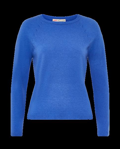 pullover-royalblau-maison-common
