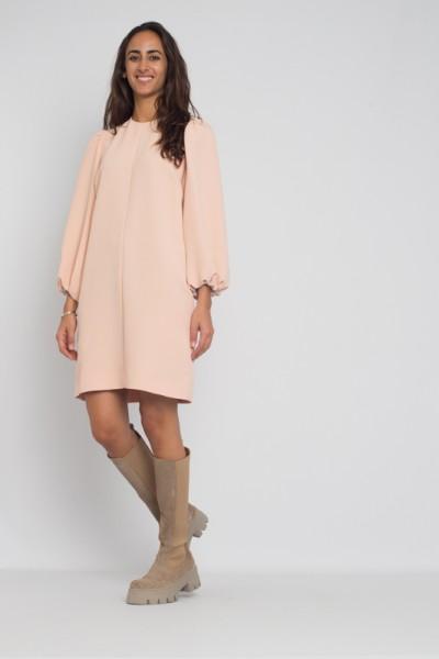 Victoria Beckham Blouson Sleeve Shift Dress