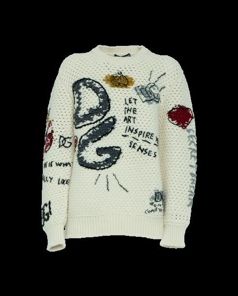 Dolce & Gabbana FX204Z Pullover