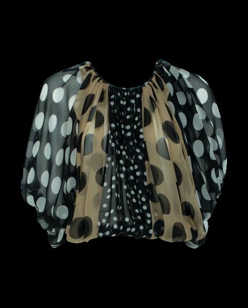 Dolce & Gabbana Bluse Dots