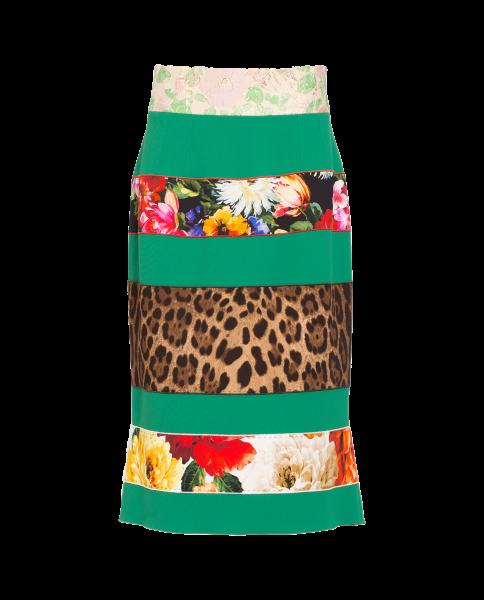 Dolce & Gabbana Patchwork Design Rock