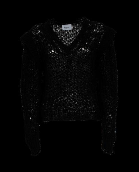 Dondup Sweater Lochstickerei