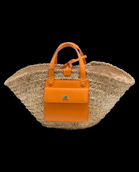 Dolce & Gabbana Korb-Tasche