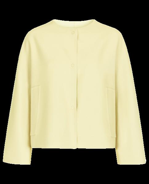 Manzoni 24 Woll-Jacke gelb