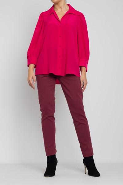 STELLA MCCARTNEY Reese Shirt Silke Crepe de Chine