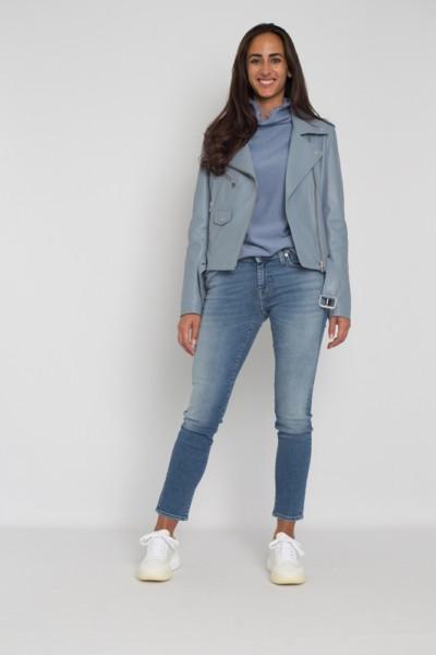 Seven Jeans Crop Slim Illusion