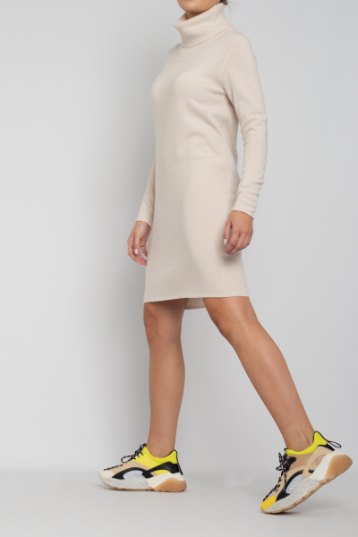 Allude turtleneck dress