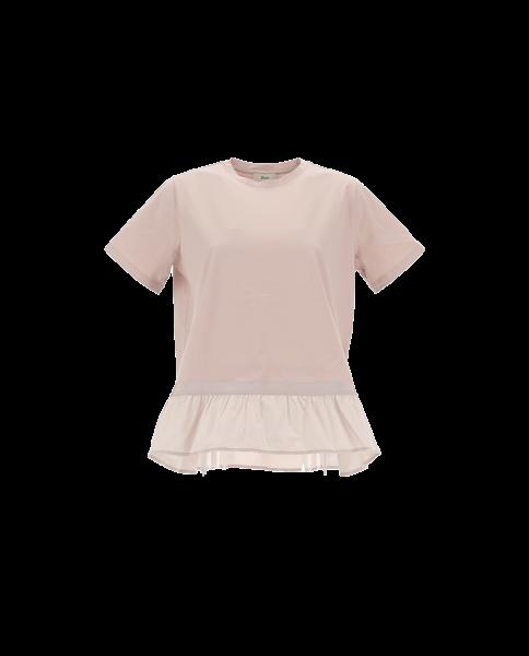 Herno T-Shirt Volant