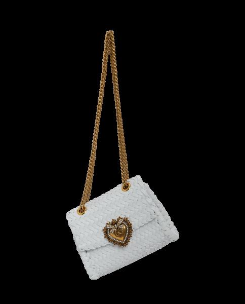 Dolce & Gabbana Tasche weiss