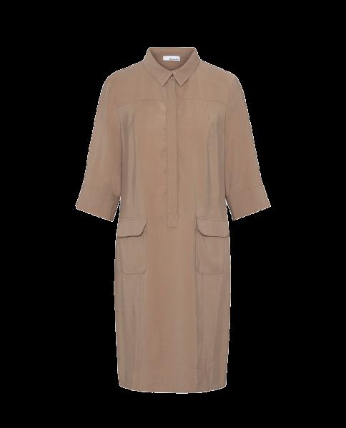 SEM PER LEI Kleid mit Hemdkragen